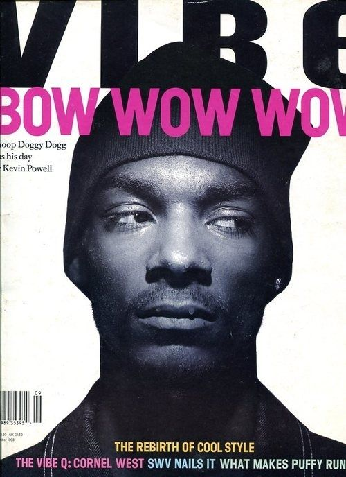 Snoop Dogg (September 1993) | 20 Vibe Magazine Covers That Perfectly Define The '90s