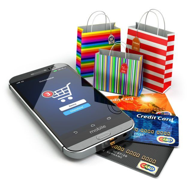 Smartphone shopping accounts for 22% of U.S. e-commerce revenue this holiday season