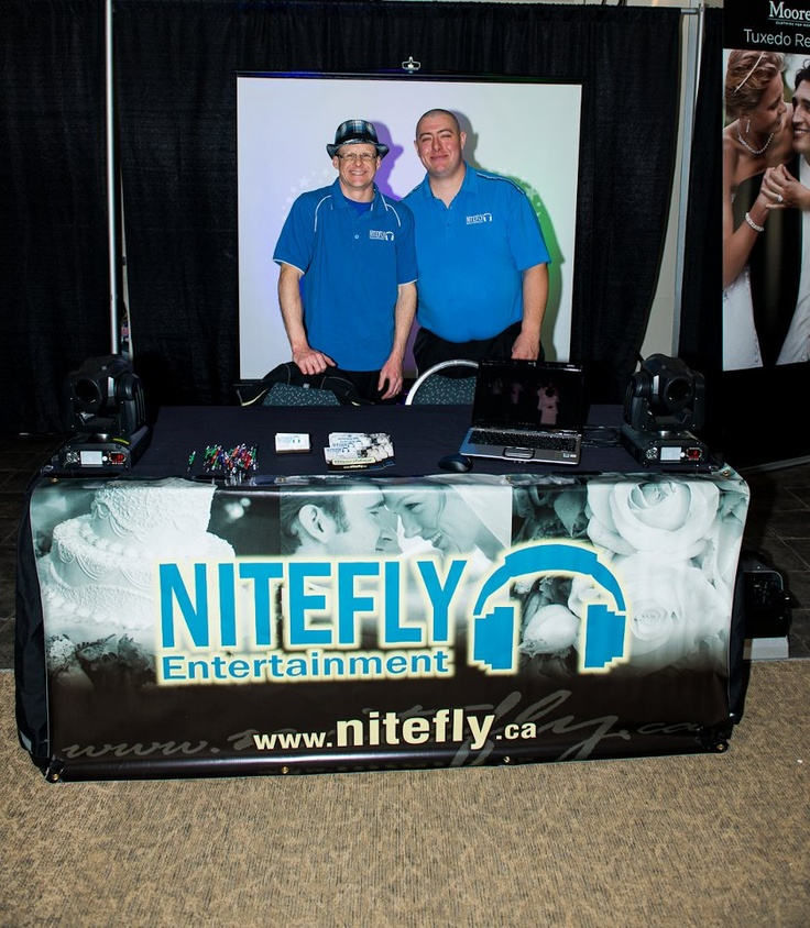 Nitefly Entertainment will make sure your wedding reception flows and is a great time for everyone. Jason and his crew are friendly and easy to work with.