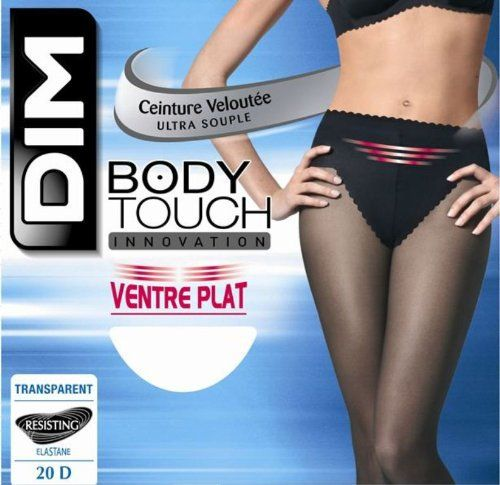 Dim Body Touch Ventre Plat – 20 Deniers – Collants – Femme – Noir – 3: Tweet Collant Body Touch noir Ventre Plat 20D. Lemon curve a…