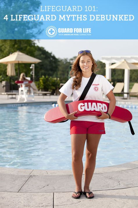 41bdf4fdfffc Four Summer + Indoor Lifeguard Myths Debunked