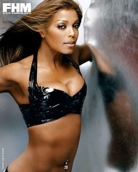 Janet Jackson Daughter   Janet Jackson J.J.'s FHM PHOTOSHOOT