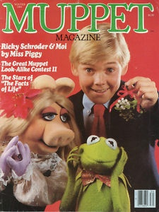 This was in my stocking Christmas morning 1984.  Ricky Schroder <3