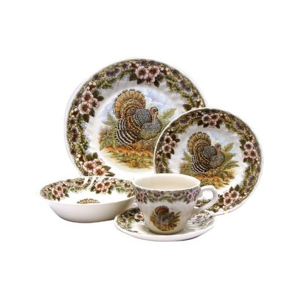 Thanksgiving Dinnerware Sets ❤ liked on Polyvore featuring home, kitchen & dining, dinnerware, thanksgiving, thanksgiving dinnerware sets, churchill dinnerware set, churchill dinnerware and thanksgiving dinnerware