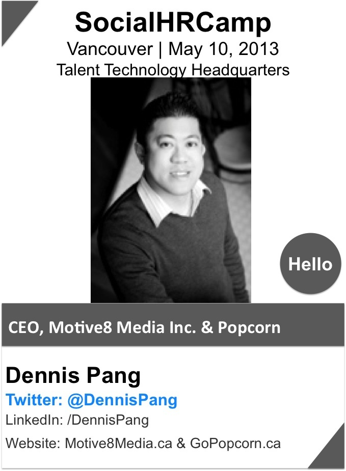 @Dennis Pang connects the dots between programming nerds, sensitive creative types and obsessive data analysts. His passion for creating web marketing magic is rivaled only by his love for bacon, and developing strategies to help his clients bring more of it home.Since building and launching his first website in 1998, Dennis' specialties have grown to include internet marketing, branding, audience-centered strategy, information architecture, content development, and bacon enjoyment…