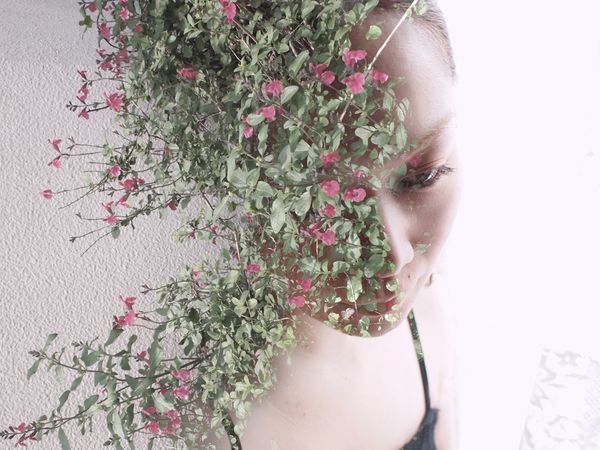 Double Exposure Photography by Miki Takahashi