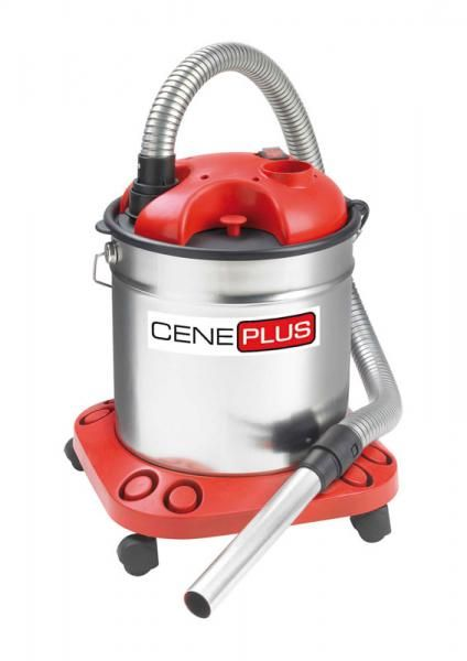 Vide cendre / Aspirateur à cendres CENEPLUS sur roues 18L/950 watt - Entretien