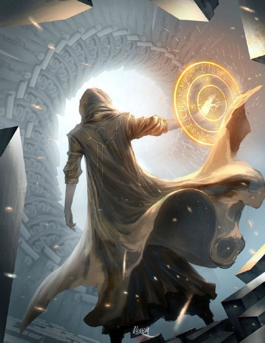 The Ancient One - Dr. Strange