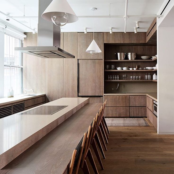 """1,020 Likes, 17 Comments - Yabu Pushelberg (@yabupushelberg) on Instagram: """"A kitchen: designed for sharing food, thoughts and ideas. Providing a communal space where our…"""""""