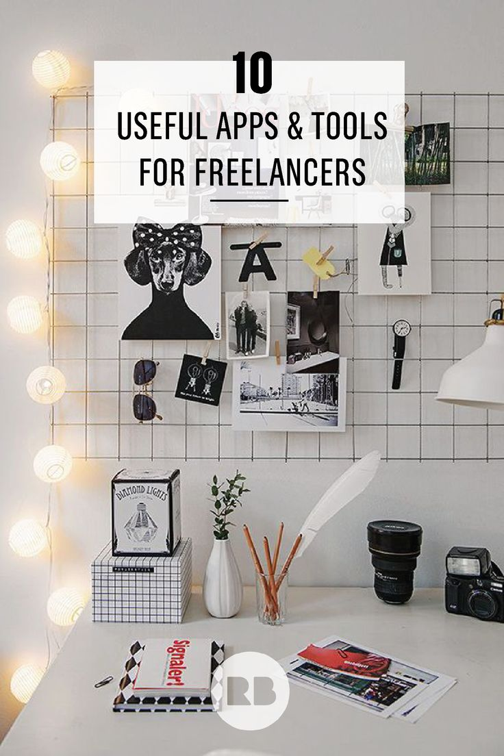 10 Useful Apps Tools For Freelancers