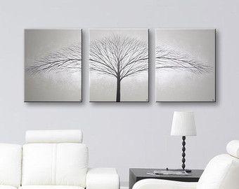 Parete arte albero di vita dipinti vendita tela di ToddEvansArt