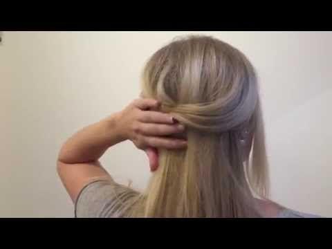 Slik bruker du hårnåler riktig - YouTube