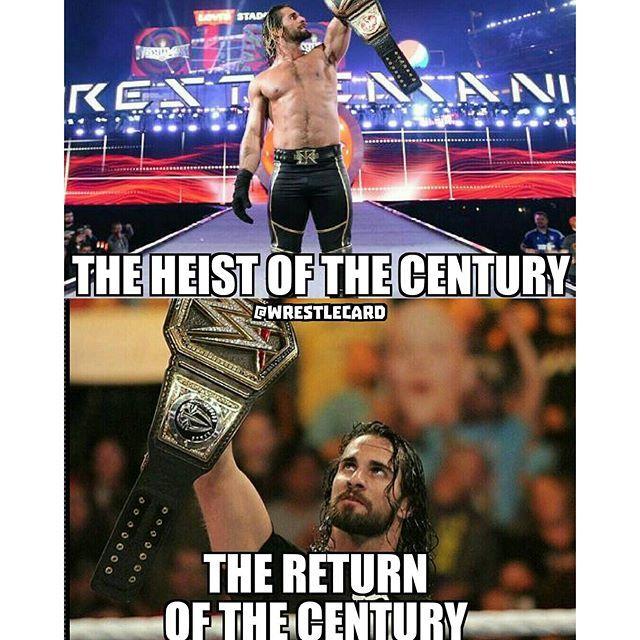 Seth Rollins #WWE