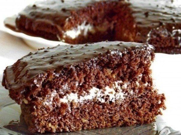 Cake «Southern Night»