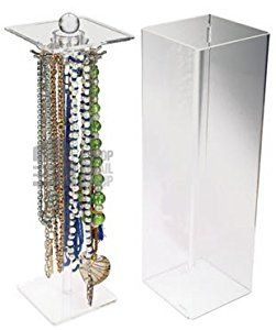 StorIt Necklace And Bracelet Storage Case - Jewellery Organiser Box Holder  http://electmejewellery.com/jewelry/accessories/storit-necklace-and-bracelet-storage-case-jewellery-organiser-box-holder-couk/