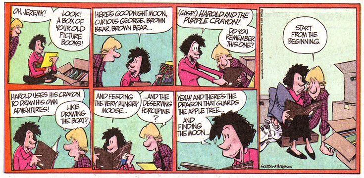 Zits comic strip   Jerry Scott and Jim Borgman, Zits, 1 Feb. 2009