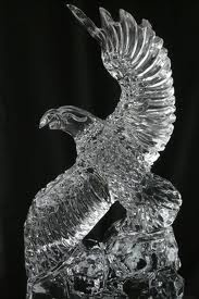 Like a finely sculpted Ice Eagle ready to soar, so too can be your business if you utilize our services!  http://www.facebook.com/marketingmojo: Eagles Ready, Mojo Recommends, Ice Eagles, Sculpting Ice, Fine Sculpting