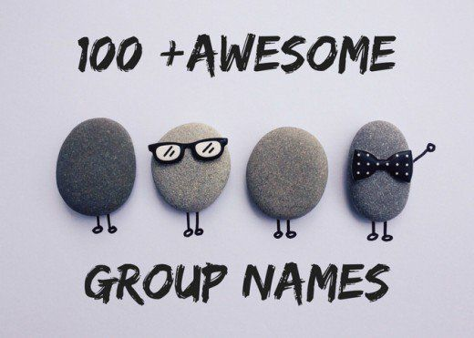 200+ Unique Group Names for Friends and Family | Social Media