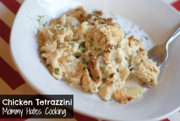 Chicken Tetrazzini | Recipe