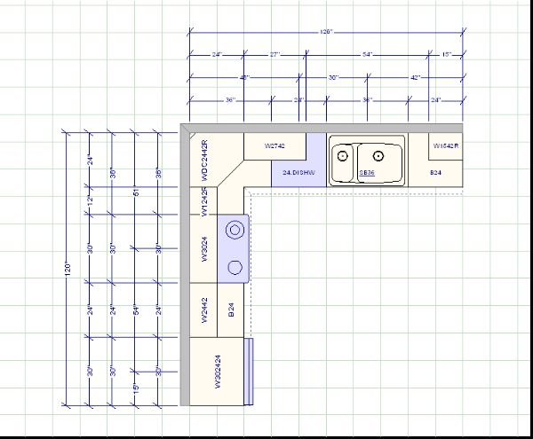 kitchen cabinets design layout kitchen cabinet layout dimensions for the home 6007