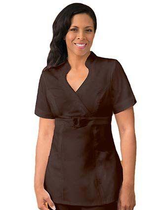 Cheap & Stylish Woman Spa Tunic Available Here at Pulse Uniform