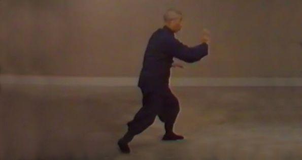 Fong Pak Shing performs Yang Style Tai Chi Chuan