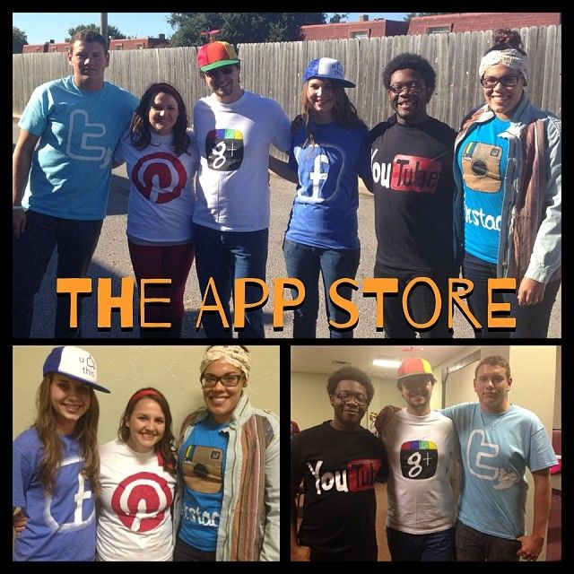 easy halloween costume for a group the app store - Store For Halloween Costume