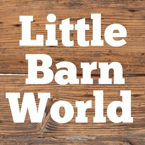 Browse unique items from LittleBarnWorld on Etsy, a global marketplace of handmade, vintage and creative goods.