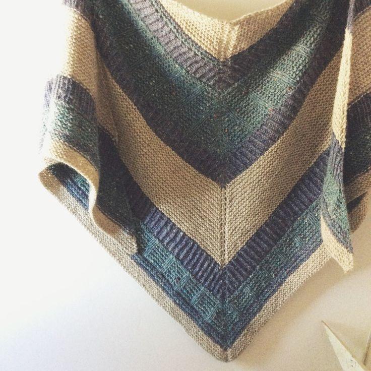Knit   Bradway Shawl