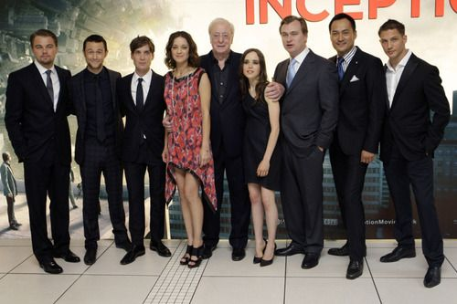 Inception cast | // dream within a dream // | Pinterest ...