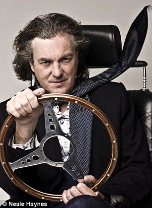 James May, by Neale Haynes http://www.nealehaynes.com/
