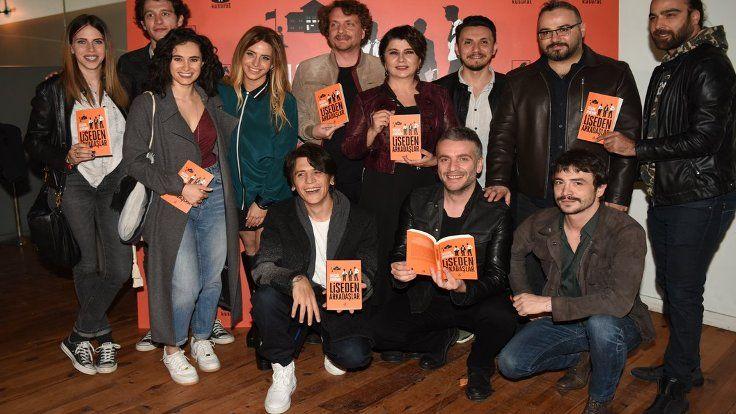 Gazete Duvar ///  'Liseden Arkadaşlar' virüs oluyor!