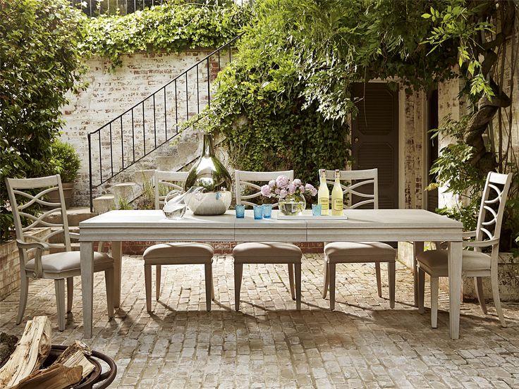Universal Furniture | California Malibu Dining Table