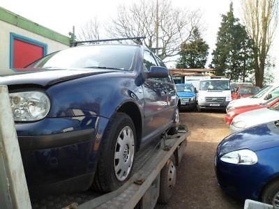 eBay: Volkswagen Golf MK4 2000 1.6 SR 5DR BREAKING FOR SPARES - FRONT END #carparts #carrepair