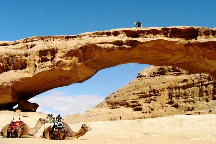 Amman Safari Tours to Wadi Rum, Excursions to Canyons, Desert Landscapes & Bedouins in Wadi Rum Protectorate. Jordan Trips From Amman $130