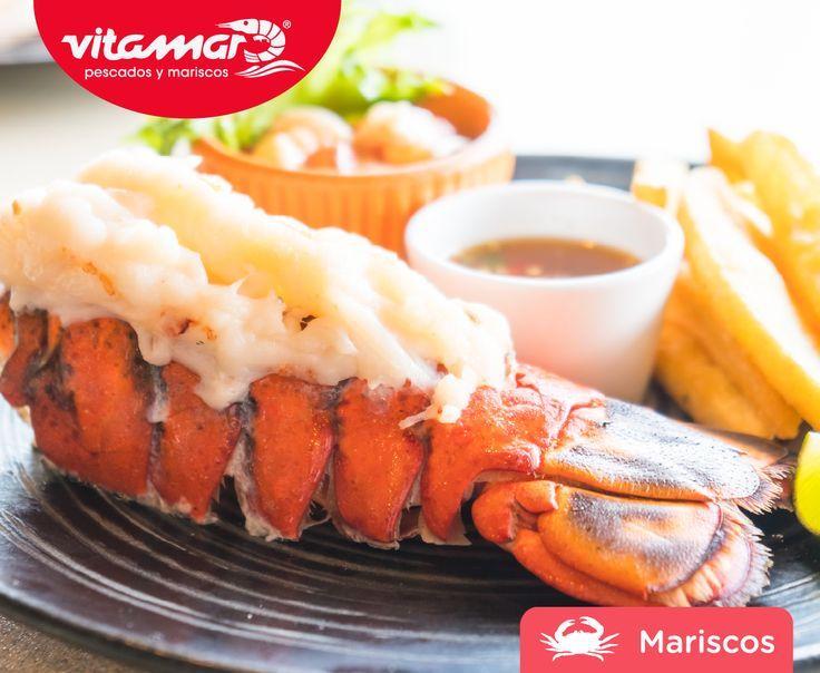 #SabíasQué La langosta es una buena elección para tu sana dieta. Su sabor suave y dulce funciona en una variedad de platillos y también contribuye a tu ingestión diaria de nutrientes