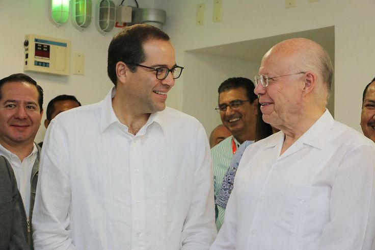 Narro promete en Colima mejoras para Instituto de Cancerología - Ángel Guardián