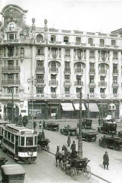 Hotel Athenee Palace 1931
