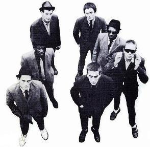 The ultimate ska band. The Specials