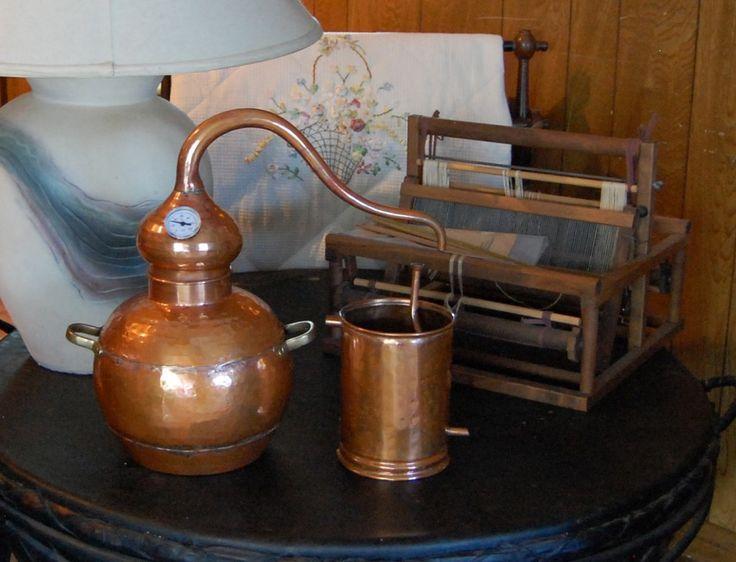 Whiskey Still Co. || Copper Moonshine Stills & Pot Stills for Sale