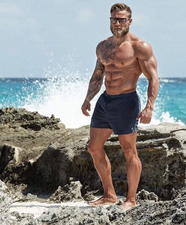 Mancandymonday Is Dedicated To The Inspiration For Dean Masters Hero Of Bayside Passions Stian Bjornes Hot With Images Men S Fitness Men Romance Novels Steamy