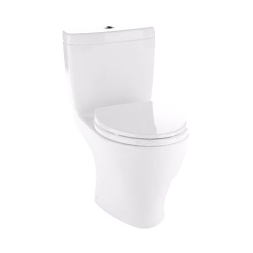 """Found it at AllModern - Aquia Dual Flush 1.6 GPF / 0.9 GPF Elongated 2 Piece Toilet with 10"""" Rough-In"""