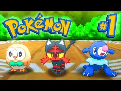 "http://minecraftstream.com/minecraft-gameplay/pokemon-sun-and-moon-episode-1-walkthrough-part-1-live-w-ali-a/ - Pokemon SUN and MOON Episode 1 - Walkthrough Part #1 - LIVE w/ Ali-A!  Pokemon SUN and MOON Episode 1 – Walkthrough PART #1! Pokemon SUN and MOON gameplay on Nintendo 3DS! ► Click ""LIKE"" if you're watching LIVE! 😀 Pokemon SUN and MOON is here and it's time to play it LIVE with you guys! In Part #1 I start off my Pokemon SUN and MO"