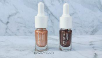 Review: Josie Maran Coconut Watercolor Eyeshadow