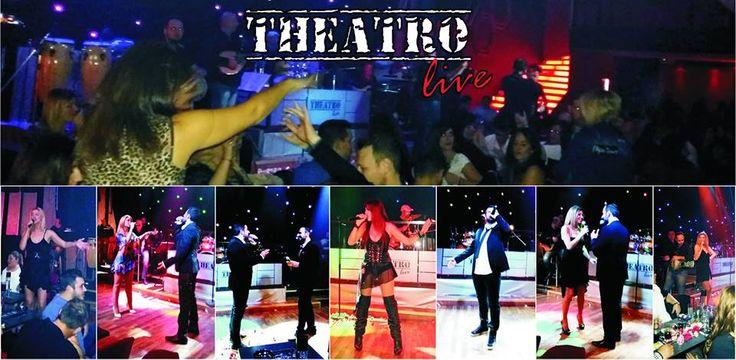Theatro Live Stage - Live 13-11-2015   Verialife