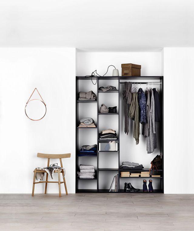 1000 id es sur le th me dressing pas cher sur pinterest faire un dressing petit dressing et. Black Bedroom Furniture Sets. Home Design Ideas