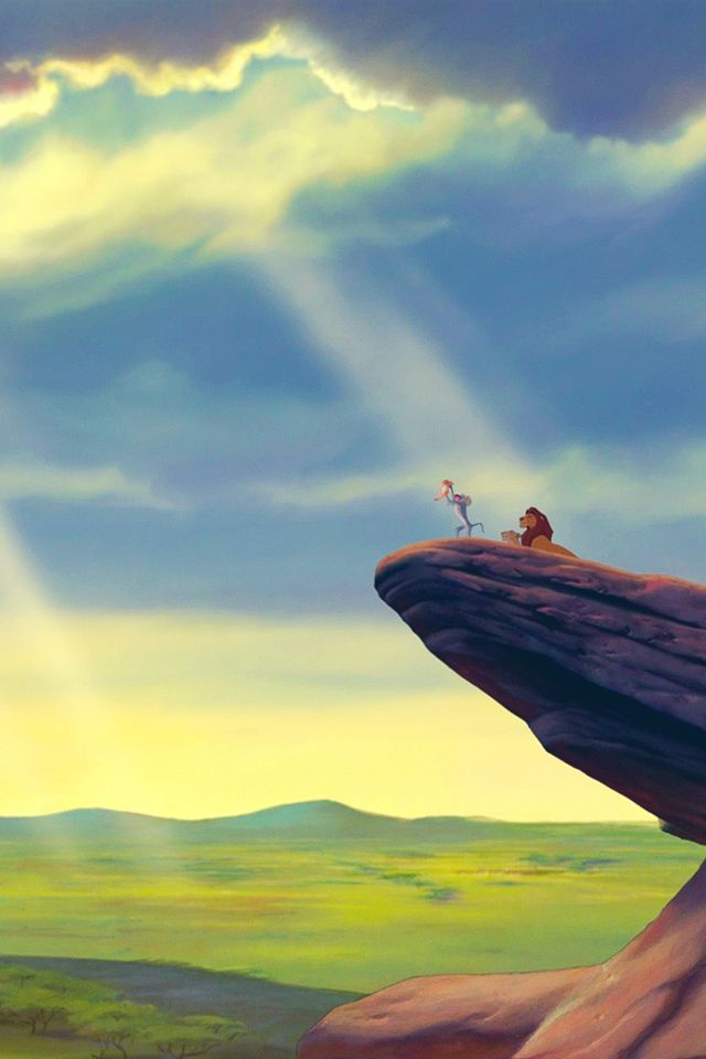The Lion King Background