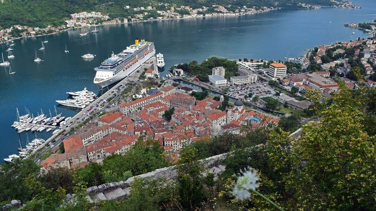 Kotor - Climbing the Walls (With Costa Mediterranea)