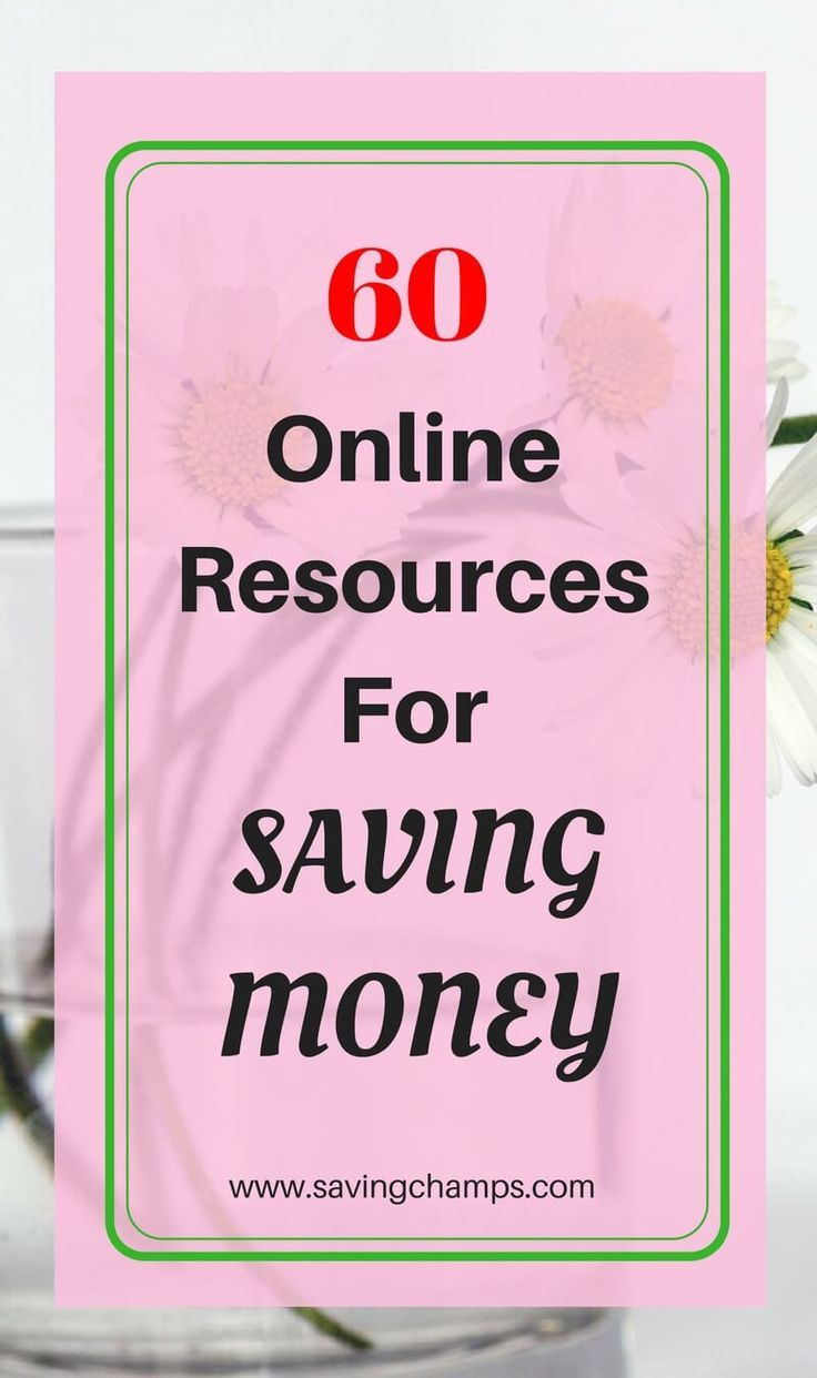 Many online resources can be used for saving money. Here is a list of websites and apps that help you with different aspects of personal finances. | online resources, save money, money saving tips.