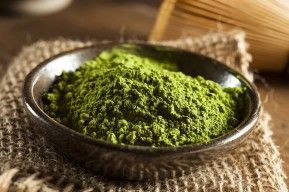 Kecil-kecil dengan Rasa Menggigit, Kue Cubit Green Tea